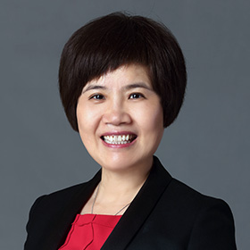 Liu Xiaoying CEOand Board Director of Pharscin Pharma, MS/RPH